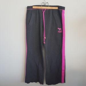 Victoria's Secret Pink Boyfriend Sweat Pants  Size M